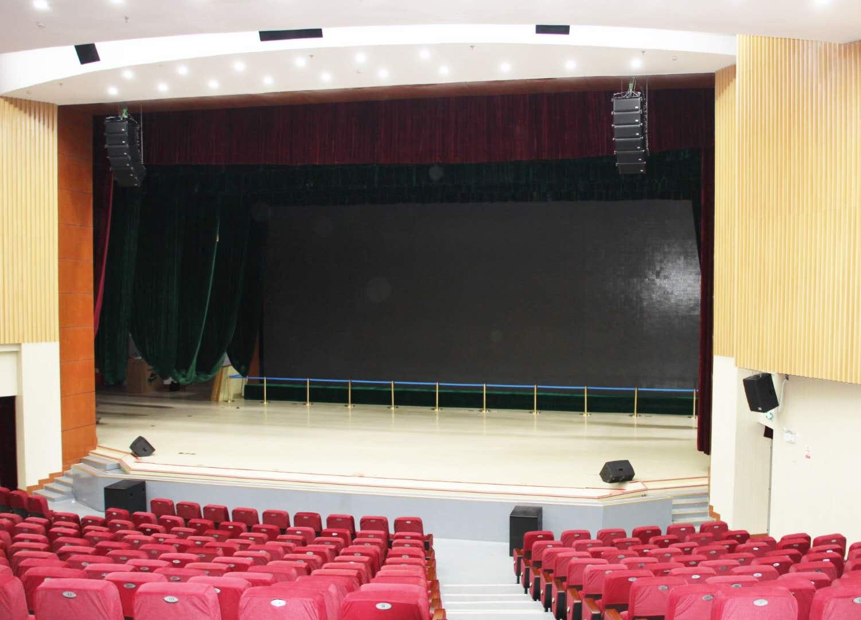 舞台音响系统扩声技术与艺术