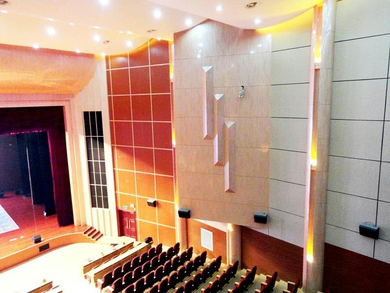 舞台音响技术在舞台演出中的应用