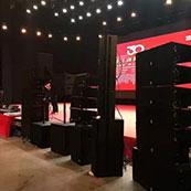 当今舞台美术中的音响设备的运用