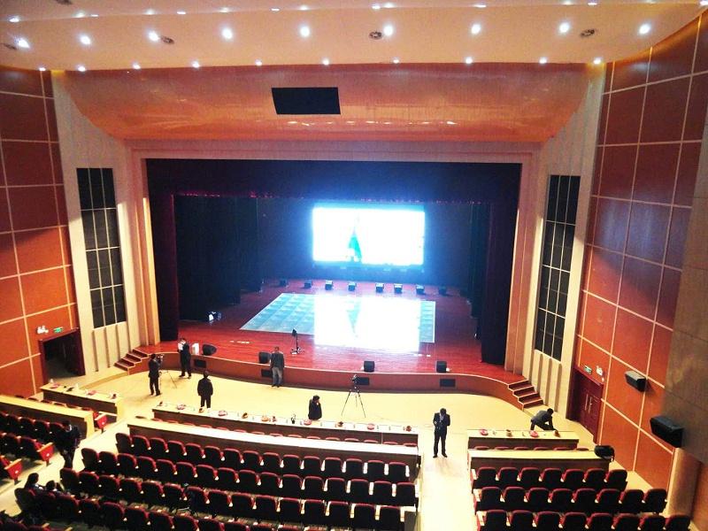 音响设备在舞台演出中的作用