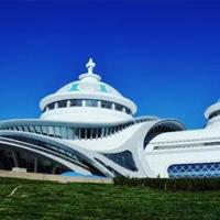 内蒙古建区70周年群众文化体育中心采用PRS品牌音响系统