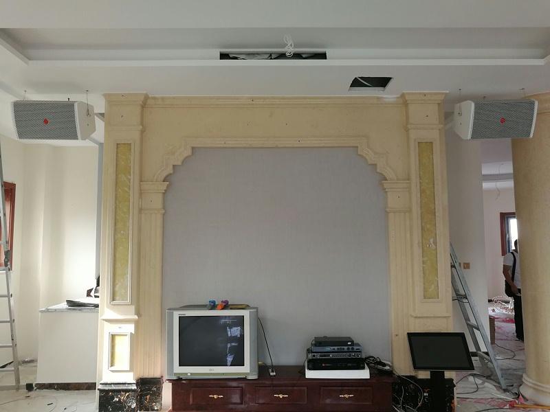 家庭影院音响施工需要用到哪些以及配置