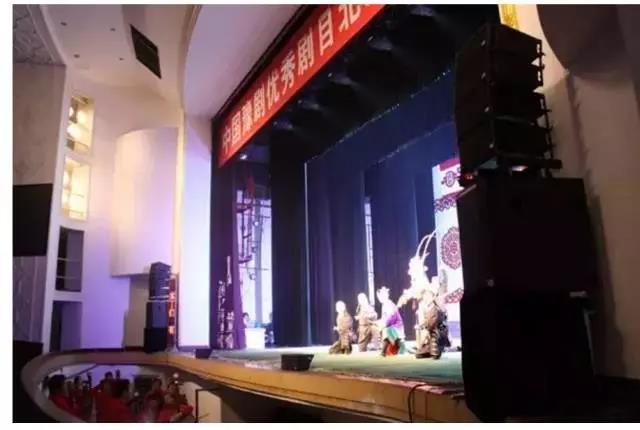 舞台音响在舞台演出中的运用