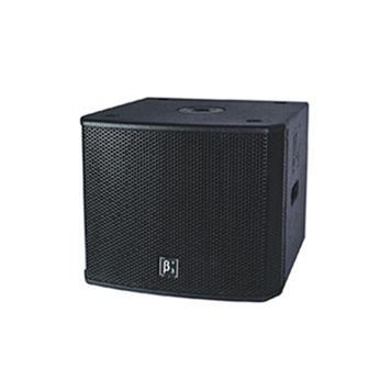 MU12B 内置分频器双12英寸低频扬声器系统