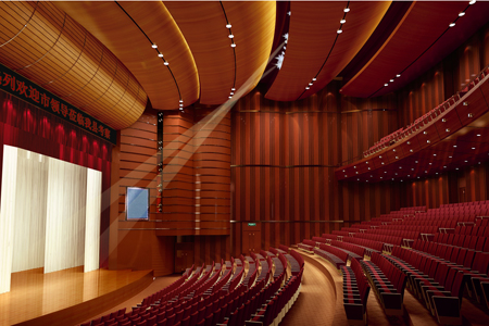 威县影剧院扩声系统工程
