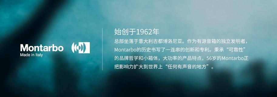 Montarbo音响