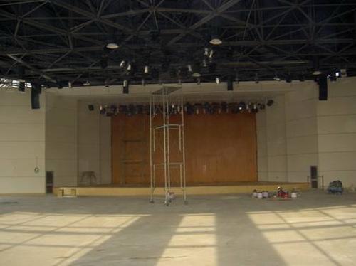 北京展览馆活动扩声系统由ZOBO卓邦打造