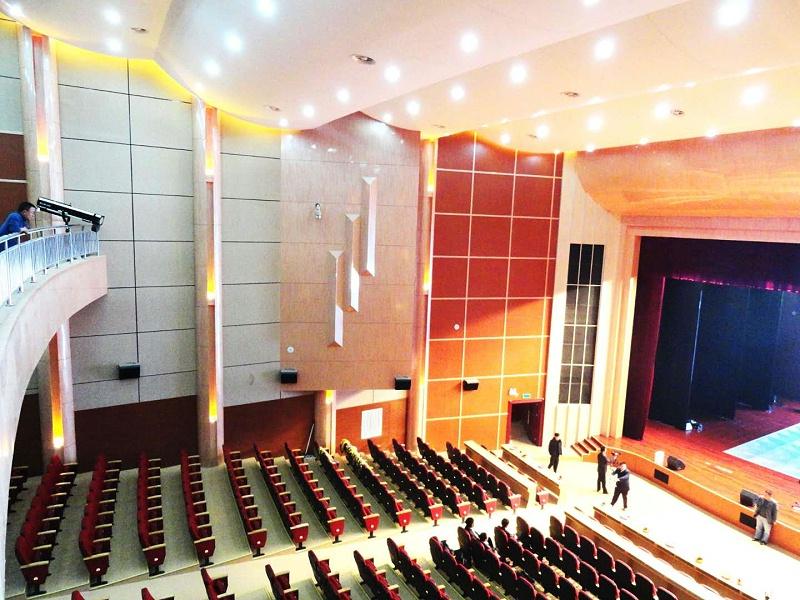 围场演播厅音响扩声系统