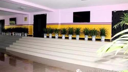 ZOBO卓邦MONTARBO入驻北京二中分校报告厅