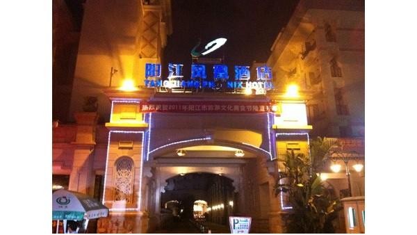 陽江鳳凰酒店音視頻系統由ZOBO卓邦打造