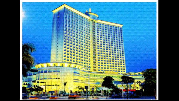 ZOBO卓邦打造广东化州市星河国际大酒店音响系统