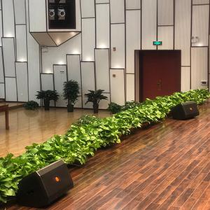 舞台音响对舞台效果的艺术设计