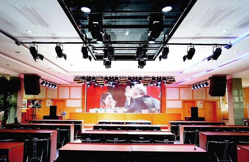 舞台音响对舞台气氛营造的重要性