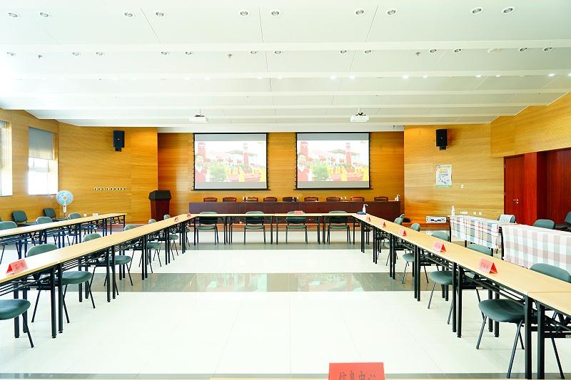 贵州旅游文化指挥中心会议系统