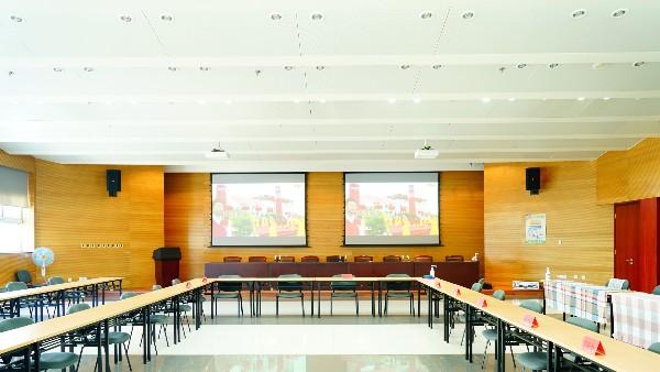 ZOBO卓邦为贵州旅游文化指挥中心打造会议系统