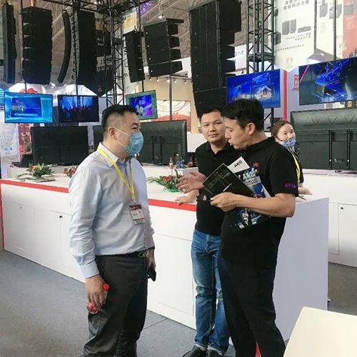 ZOBO卓邦携PRS品牌亮相2021第四届中国舞台美术展