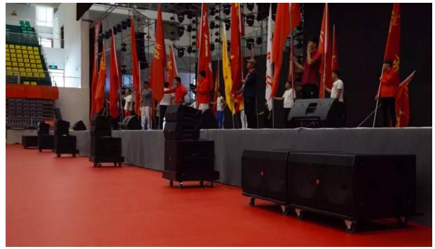 浅析音响技术在舞台上的功能