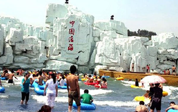 ZOBO卓邦打造亚洲魔幻水乐园-桐城活海欢乐水世界扩声系统