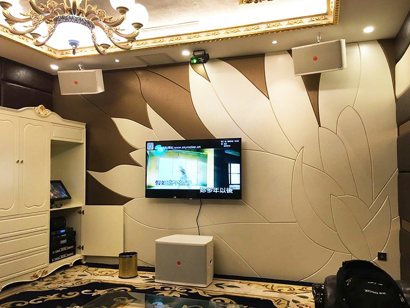 家庭影院音响安装与调试方法