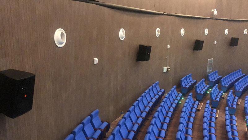 音响设备技术在戏曲中的作用