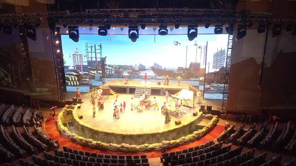 舞台灯光音响在舞台效果创造中配合应用