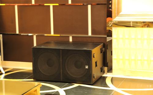 安德利花园酒店音响系统