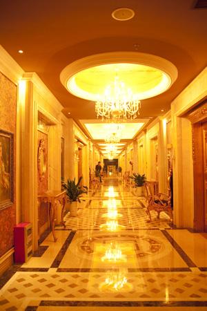 合肥元希尔顿酒店俱乐部