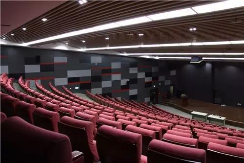 北京电影学院多功能厅音响扩声系统