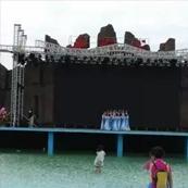 ZOBO卓邦PRS为延边太阳谷水上乐园打造扩声系统