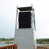北京南海子公园音乐广播扩声系统