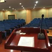 ZOBO卓邦PRS音响打造上海华东师范大学物理系报告厅