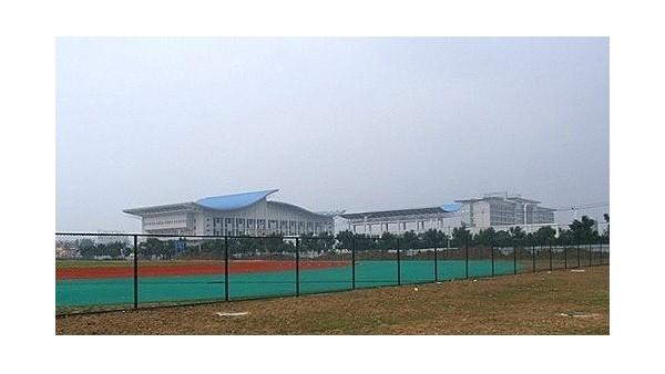 安徽阜陽體育中心綜合體育館擴聲系統由ZOBO卓邦打造
