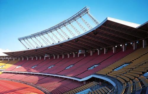 北京工人体育场扩声系统由ZOBO卓邦打造