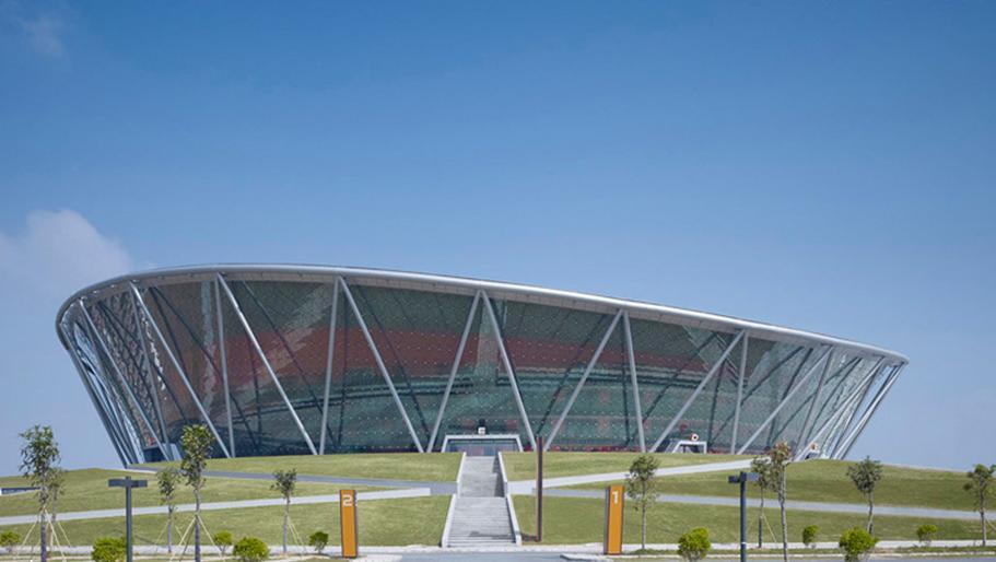 东莞市体育馆音频扩声系统