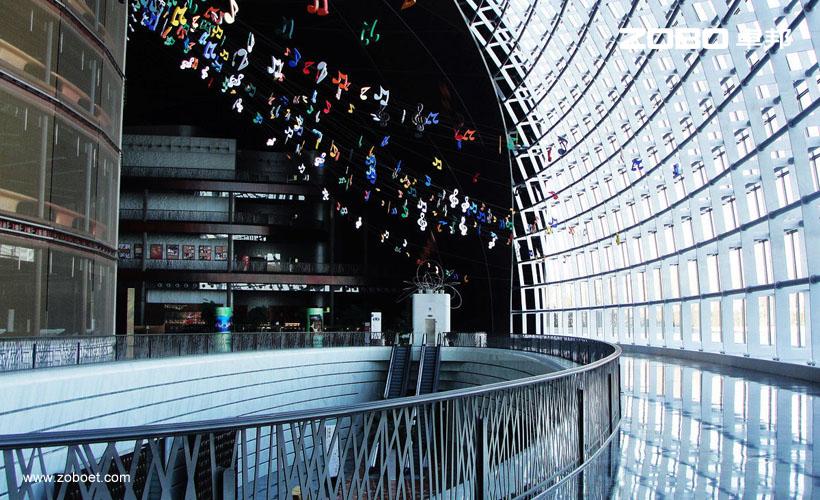 国家大剧院音频扩声系统