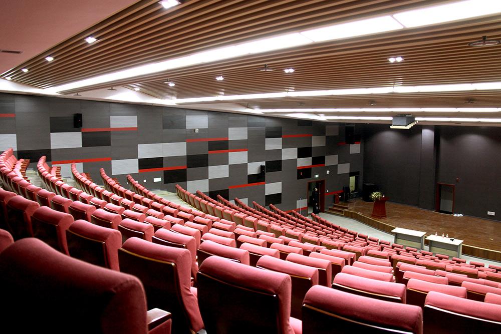 北京电影学院多功能厅音频扩音系统