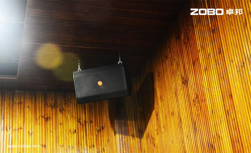 竞园艺术中心音频扩声系统