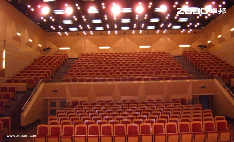 北京师范大学剧场音频扩声系统