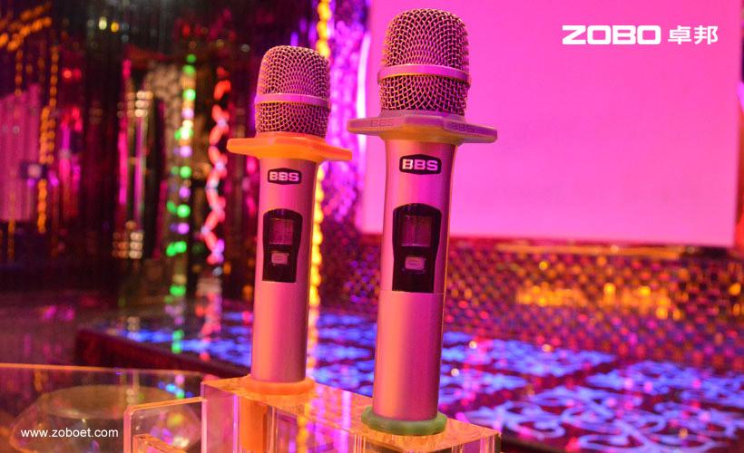 金麟世纪娱乐音频扩声系统