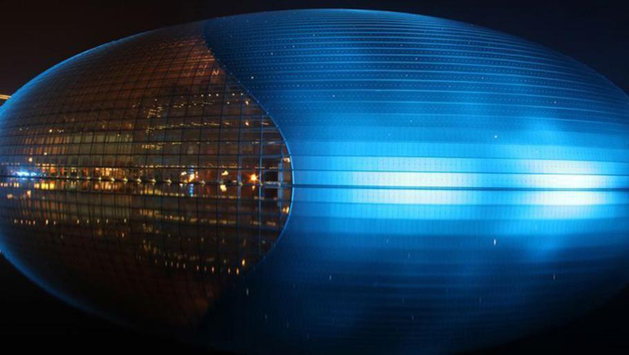國家大劇院音頻擴聲系統