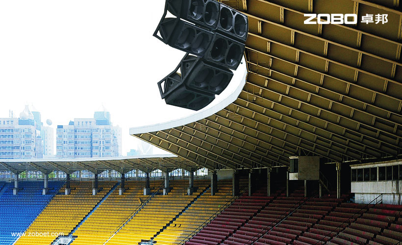 北京工人体育场音频扩声系统