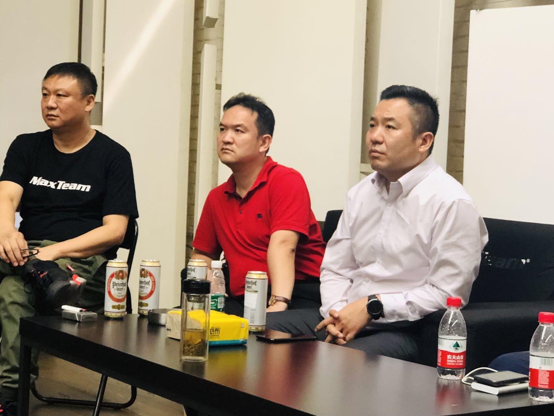 董事长张新峰参加中国舞台美术学会国家艺术基金培训班培训交流活动