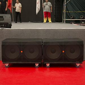 体育场演出的扩声系统设计
