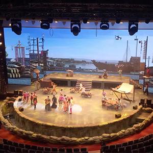 舞台音响效果的功能作用和艺术设计
