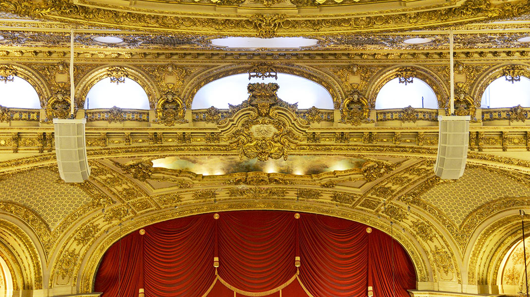 Bose® RoomMatch® 扬声器进驻世界顶尖歌剧院