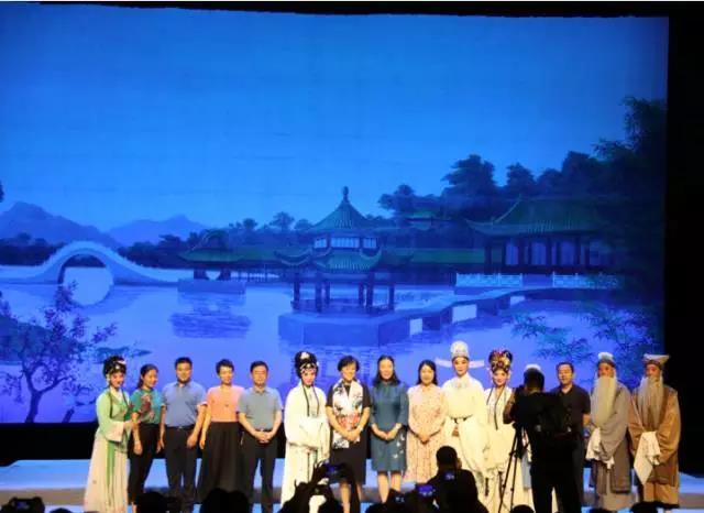 案例 ▎Montarbo音响完美展现中国豫剧《琵琶记》