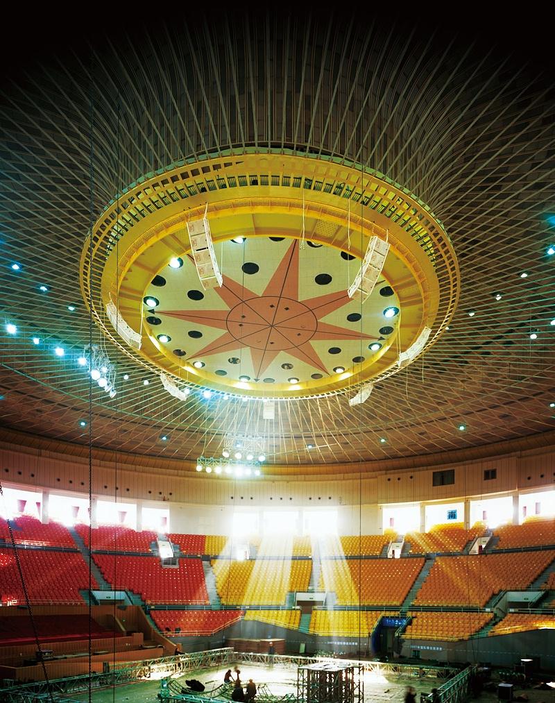 ZOBO卓邦打造北京工人体育馆音视频系统