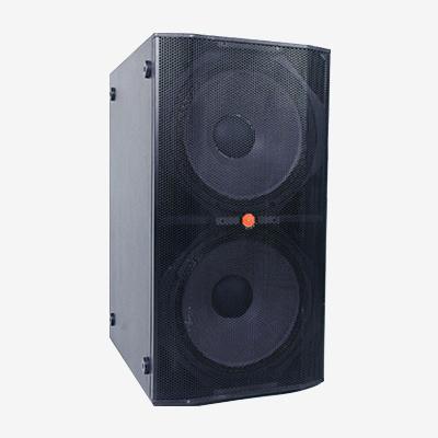 PRS音响 BL218B两单元超低频高灵敏度音箱