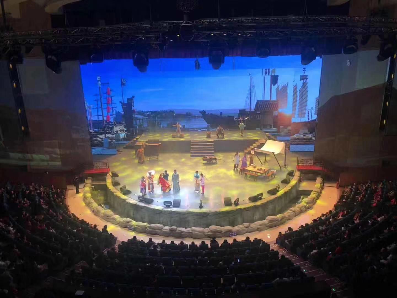 利用舞台音响提升舞台艺术性的措施