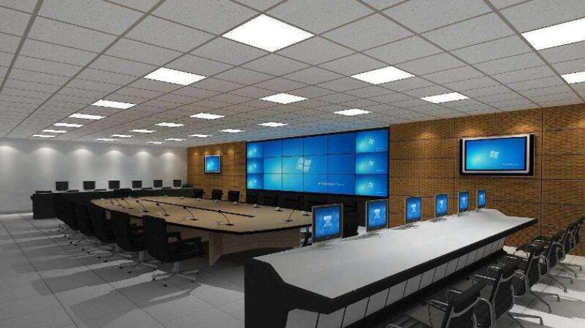 中控矩阵会议系统